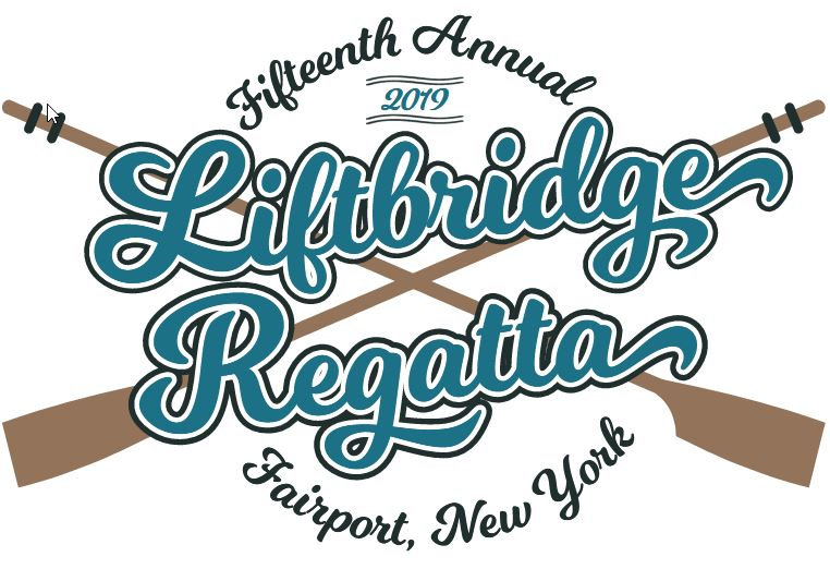 2019 Lift Bridge Regatta Logo