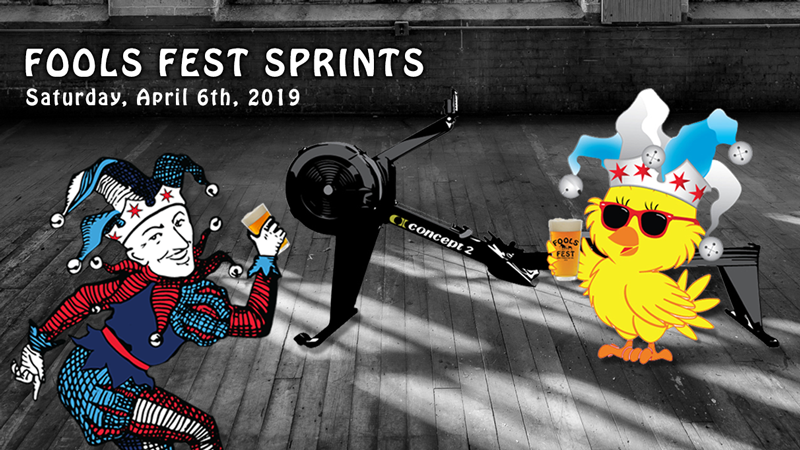 Fools Fest Sprints website image